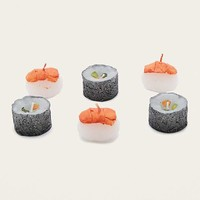 Sushi Tealight Candles   Urban Outfitters