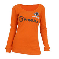 Cleveland Browns Reign Long Sleeve