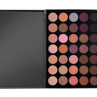 Pro 35 Color Eyeshadow Makeup Palette - Warm (Highly Pigmented) Gift