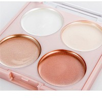 4 Color High Gloss Concealer-Highlighter Makeup