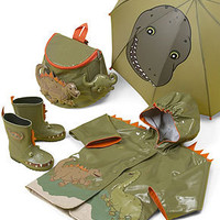 Kidorable Dinosaur Raincoat - Kids Boys 2-7 - Macy's