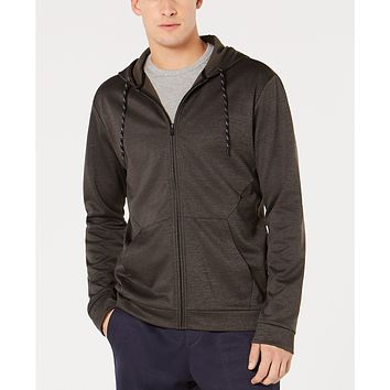 ID Ideology Mens Performance Zip Hoodie Size Small.