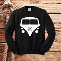 split window combi VW sweater unisex adults
