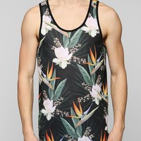 Midnight Floral Tank Top - Urban Outfitters