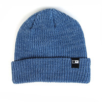 Fourstar: Slub Bar Beanie - Blue