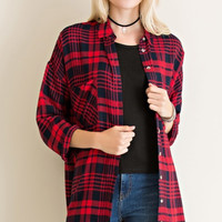 Flannels are our Favorite tops
