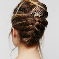 Free People French Deco Hair Comb