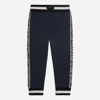 Boys' Trousers and Shorts | Dolce&Gabbana - COTTON JOGGING TROUSERS