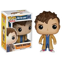 Doctor Who - 10th Doctor -  Pop! Vinyl Figure