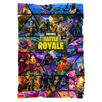 Fortnite Face Blanket