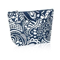 Thirty One Thermal Tote in Navy Playful Parade - No Monogram - 3000