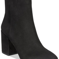 Bar III Gatlin Block-Heel Booties, Created for Macy's | macys.com