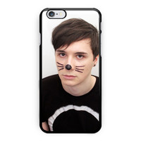 Dan Howell Youtuber Design iPhone 6 Plus Case