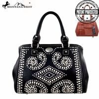 Montana West MW235G-8036 Bling Bling Handbag