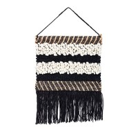 Wall Tapestry - Black & White
