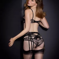 New In by Agent Provocateur - Dioni Suspender
