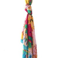 Women's Urban Originals 'Vintage Garden' Scarf