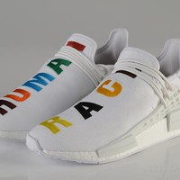 Pharrell x adidas NMD Human Race Birthday Sports Shoes Sneakers - Best Deal Online