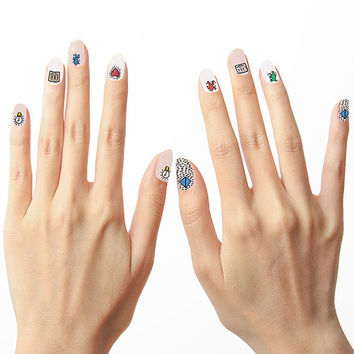 Nothing is Important - Nail Wraps (Set of 22)