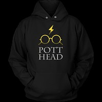 Harry Potter - Pott head - unisex hoodie - TL00962HO