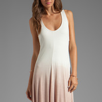 Nation LTD Diamond Bar Dress in Grey Champagne from REVOLVEclothing.com