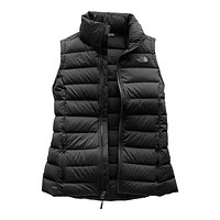 Women's Stretch Down Vest in TNF Black by The North Face