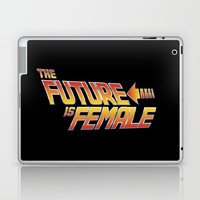 The Future is Female Laptop & iPad Skin by Page394