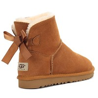 UGG Bow snow boots Shoes-1