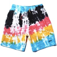 Flashback French Terry Shorts Multicolor