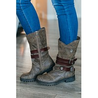 Blowfish Rider Boot - Chocolate