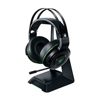 Razer Thresher Ultimate - Xbox One & PC Wireless Gaming Headset - 7.1 Dolby Surround Sound with Retractable Microphone