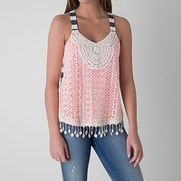 Jolt Striped Tank Top