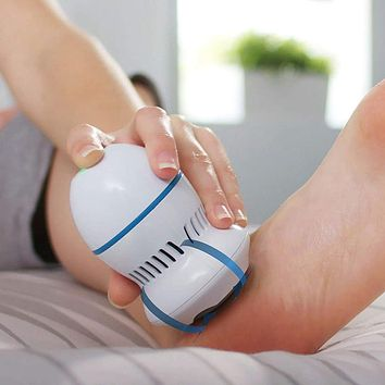 New Electric Foot Grinding Skin Hard Rupture Skin Trimmer Dead Skin Foot Pedicure Rechargeable Foot Care Tool Remover Callus