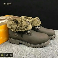 Timberland trendy men and women in high Bang Chao shoes F-HAOXIE-ADXJ