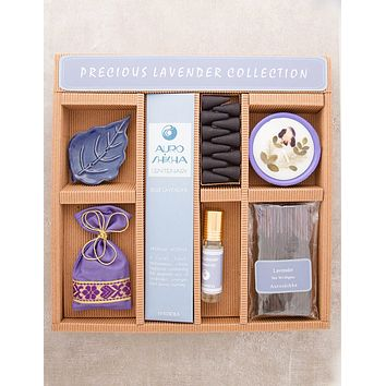 Lavender Fragrance Gift Set