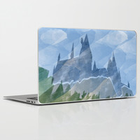 The Castle Laptop & iPad Skin by Anthony Londer | Society6