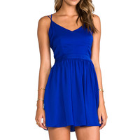 DV by Dolce Vita Hanni Dress in Blue