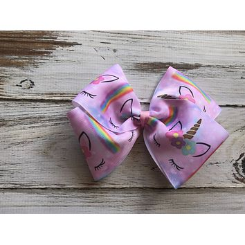 Unicorn Boutique Bow