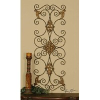 Fayola Metal Wall Art By Uttermost