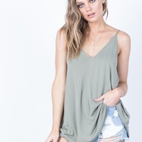 Easygoing Tank Top