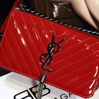 YSL SHOULDER DIAGONAL PACKAGE