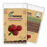 Details about  20Pcs Sweet Red Bayberry Seeds, Myrica Gale Fruit Seeds, 90%+Germination