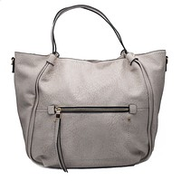 Quincy Handbag in French Rose