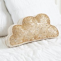 Sequin Cloud Pillow