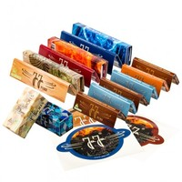 JaJa Rolling Paper Metal Box Set | Basic Natural Range | Grasscity