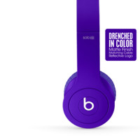 Matte Blue High Definition Headphones | Premium Sound with NewBeats Solo HD