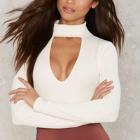 Band Together Ribbed Top