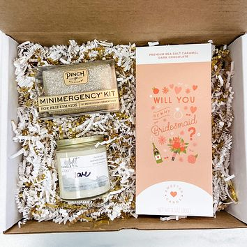 Will You Be My Bridesmaid Gift Bundle #1