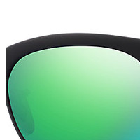 Cheap New Ray Ban Sunglasses Kids RJ9050s 100s/3R 45MM Black Green Mirror Fast Ship outlet