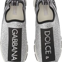 Dolce & Gabbana Kids Unisex Knit Sneaker (Little Kid/Big Kid)